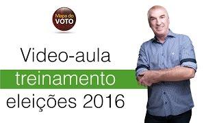 VIDEO AULA: Eleições 2016 - Treinamento - Marketing Político