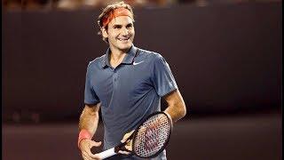 Best Of - Roger Federer ( Funniest Moments, danse, best point )