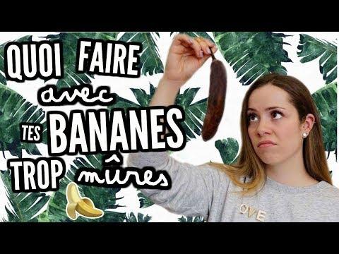 quoi-faire-avec-tes-bananes-trop-mÛres-//-3-recettes-faciles