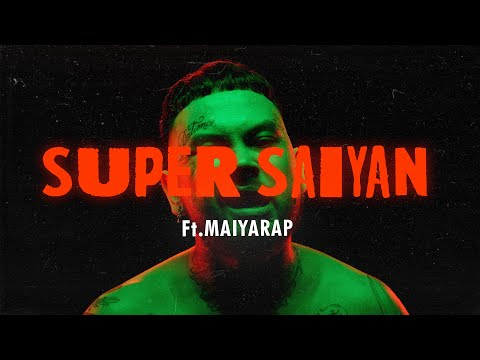 URBOYTJ - ซุปเปอร์ไซย่า (SUPER SAIYAN) FT. MAIYARAP - OFFICIAL VISUALIZER