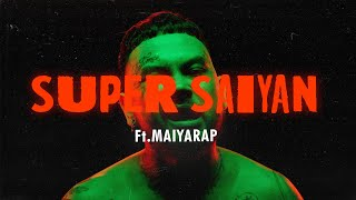 URBOYTJ - ซุปเปอร์ไซย่า (SUPER SAIYAN) FT. MAIYARAP - OFFICIAL VISUALIZER