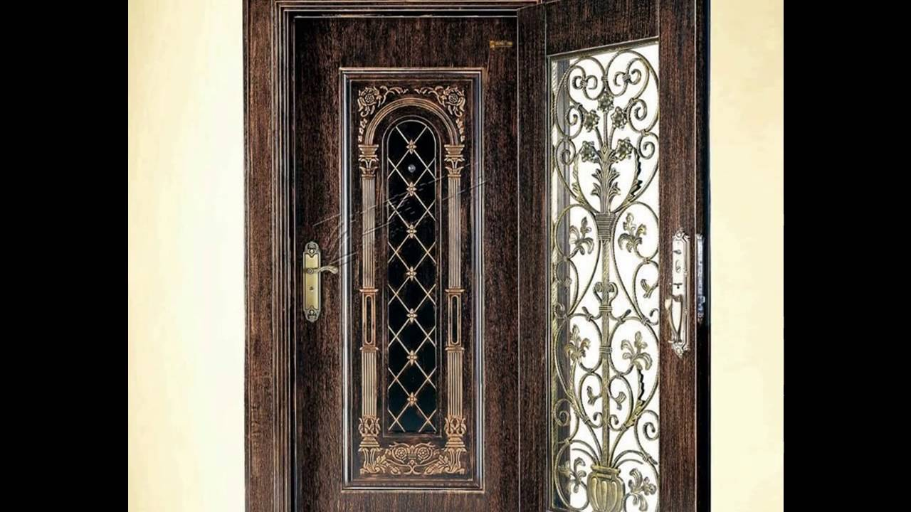 Wholesale virony steel doors from China Supplier OKorder - YouTube