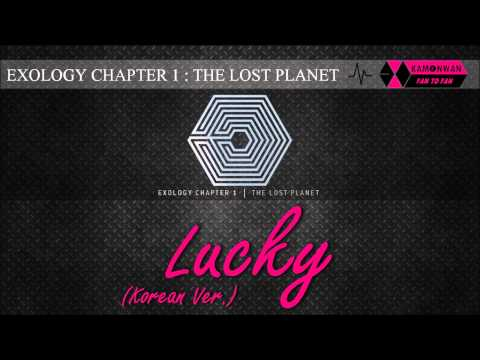 [EXO/2CD] 13. LUCKY [EXOLOGY CHAPTER 1: THE LOST PLANET]