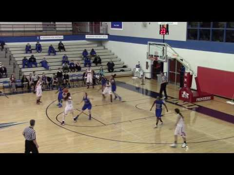MNU WBB - Daria Sprew's Career-High [HD]