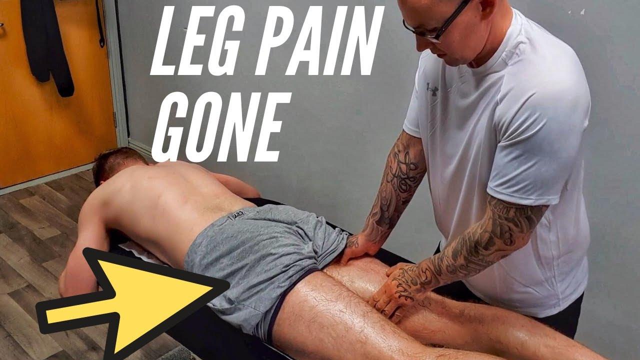 DEEP TISSUE LEG PAIN