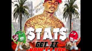 "STATS - ""Wannabe Me"" Feat. T.Prynce"