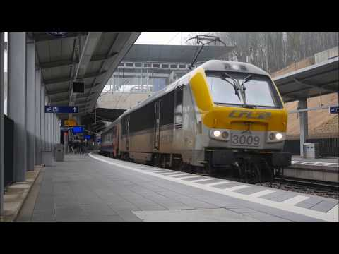 New transport in Luxembourg – Railway station, funicular and tram
