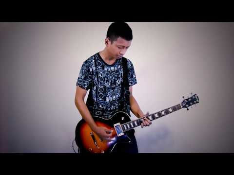 Kotak - Merah Putihku Cover with Guitar Rig 5 by Firman WG