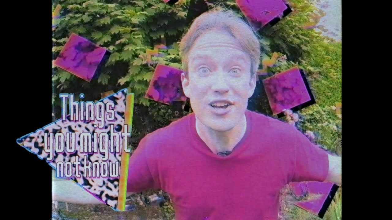 How Filmmakers Recreate That '90s VHS Look Today   Mental Floss