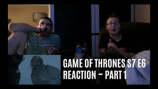 Video GAME OF THRONES SEASON 7 EPISODE 6 REACTION ~ PART 1 download MP3, 3GP, MP4, WEBM, AVI, FLV Juli 2018