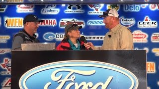 2015 Show 10 - Ford Mega Bass from Lake Fork Part 2 - Skeeter Bass Champs w/Fish Fishburne