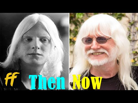 54 Music Stars Of The 70s: Then And Now