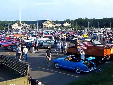 Bass Pro Car Show At Gillette Stadium In Foxboro MA YouTube - Bass pro car show