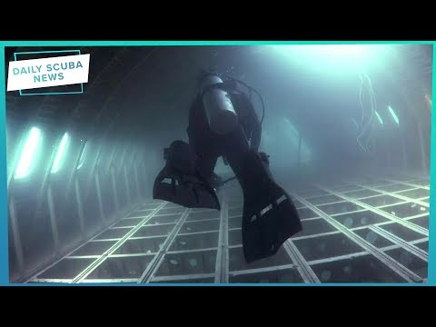 Bahrain Dive Site Is Getting Bigger!! | Daily Scuba News (w/ Mark)