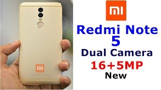 Redmi Note 5 Release Date In India | Price, Specifications, Features