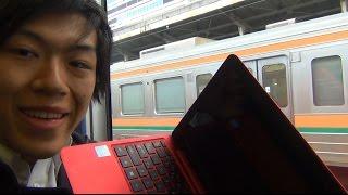 39)【第18日】日本一長いきっぷの旅《高茶屋駅→木曽福島駅》午前の部