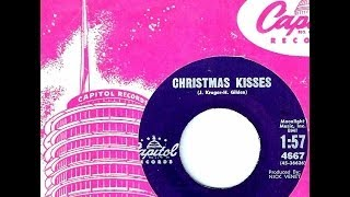 Bookends - CHRISTMAS KISSES  (1961)