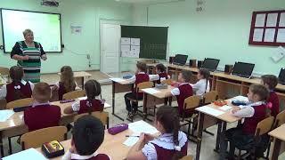 Урок познания мира. 3 класс.