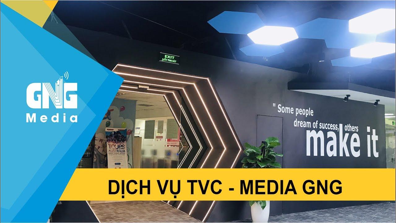 Media GNG công ty sản  xuất TVC số 1 tại Viêt Nam