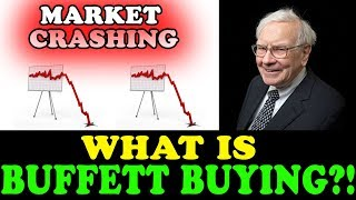 5 Stocks Warren Buffett is Likely Buying During the 2020 Market Crash!