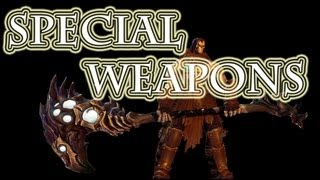 DLC Episode 7 - Darksiders II: Special Weapons