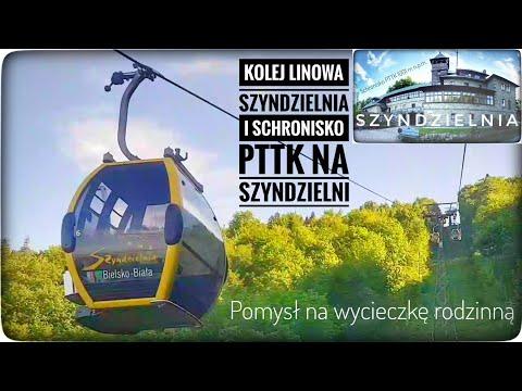 Kolej Linowa Szyndzielnia I Schronisko PTTK Na Szyndzielni