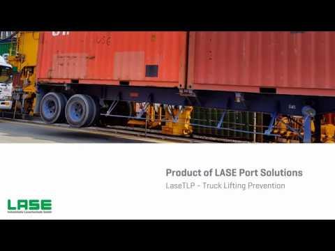 LaseTLP - Truck Lifting Prevention