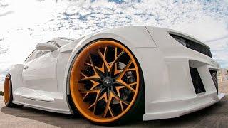 epic widebody chevy camaro savini wheels sv 57