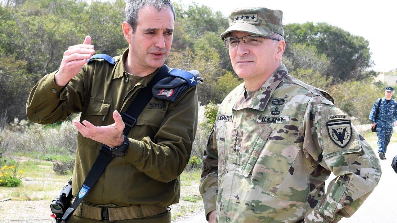 DFN: EUCOM Update: Gen Scaparrotti EUCOM Priorities 2018