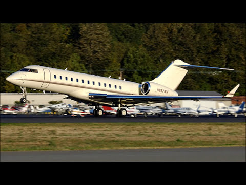 Bill Gates Amazing US$ 50 Million Private Jet
