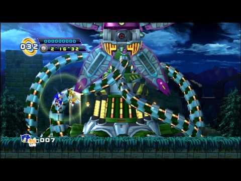 Sonic The Hedgehog 4 Episode 2 Part 4. |