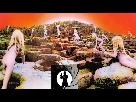 Led Zeppelin - Houses Of The Holy (1973) Album Review