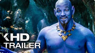 ALADDIN Teaser Trailer 2 German Deutsch (2019)