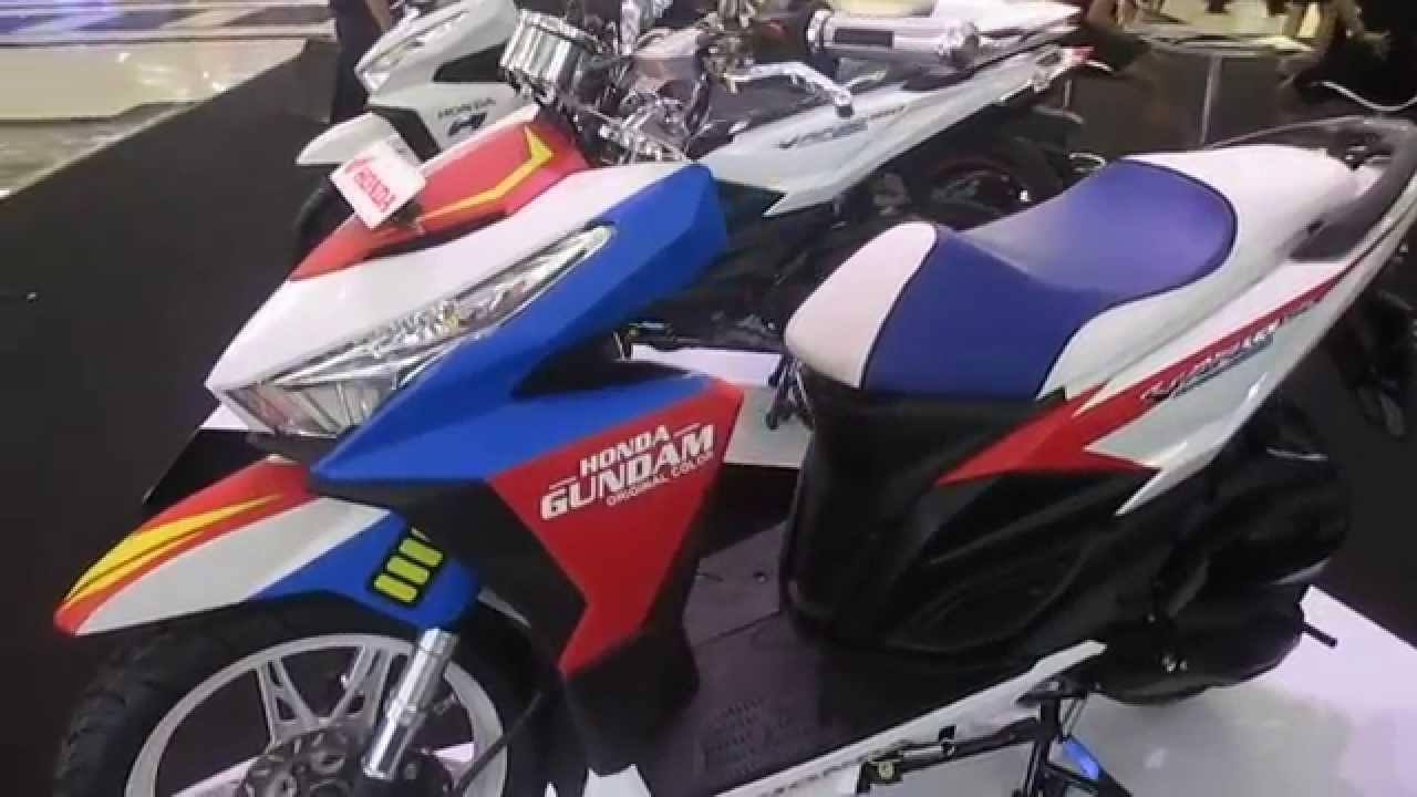 Download Ide Modifikasi Motor Vario 150 Racing Terbaru Velgy Motor