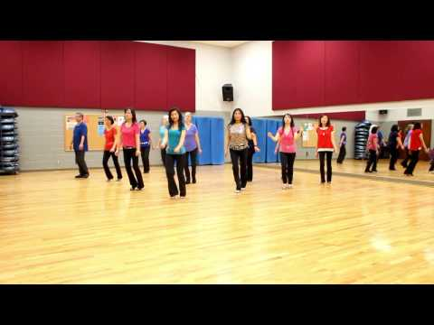 Anywhere - Line Dance (Dance & Teach in English & 中文)