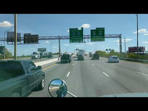 Nashville, Tennessee to Murfreesboro, Tennessee.