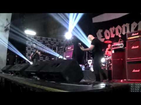 Coroner-Live in Chile 2015