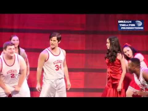 Rob Ryan - Troy Bolton Reel (High School Musical)