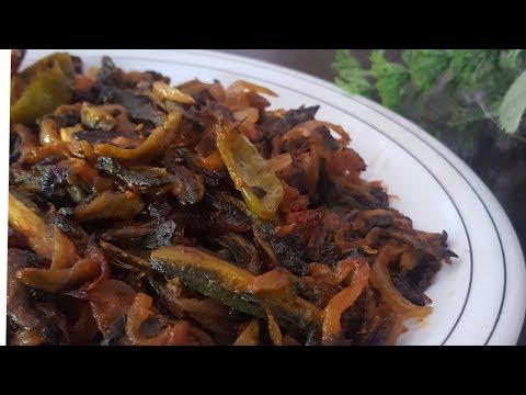 Karele Pyaz ki Sabzi || how to make onion and bitter gourd at home