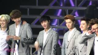 【MeetLu】140511 EXO Comeback Showcase in Shanghai