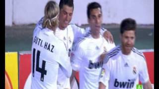 Mallorca 1 -  4 Real Madrid 5/5/2010 Todos los goles