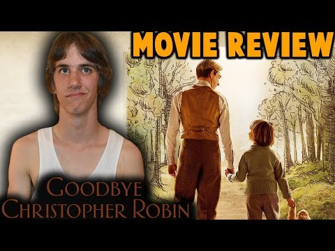 Goodbye Christopher Robin- Movie Review