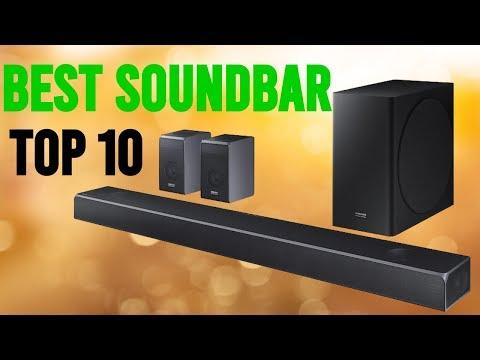 Top 10 BEST Soundbars For 2020