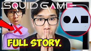 DISTURBING TRUTH BEHIND THE SQUID GAME...(Story Time)