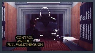 Control AWE DLC Full Walkthrough NO COMMENTARY PC ULTRA SETTINGS