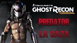 🔴GHOST RECON WILDLANDS | PREDATOR | LA CAZA COOP. EVENTO ESPECIAL | gameplay español 1080p60 DIRECTO