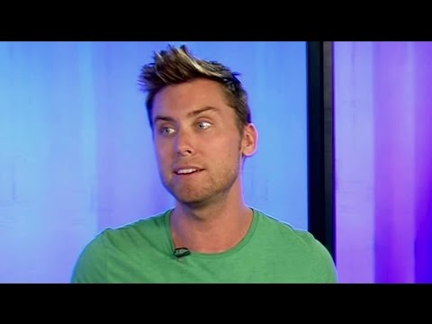 Lance Bass Talks One Direction
