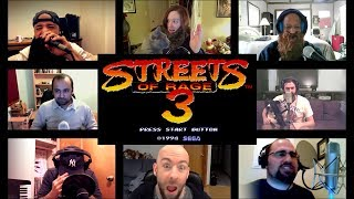 "Streets of Rage 3 - ""Cycle I"" Acapella! Rough McGruff! OC ReMix!"