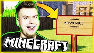 ZWIEDZAMY KOKSOWICE Z MANDZIEM | Minecraft