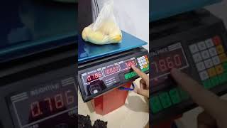 How to use digital scale tagalog